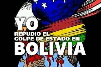 Declaración del Frente Antiimperialista Internacionalista contra el golpe de Estado en Bolivia y en apoyo del Presidente Evo Morales
