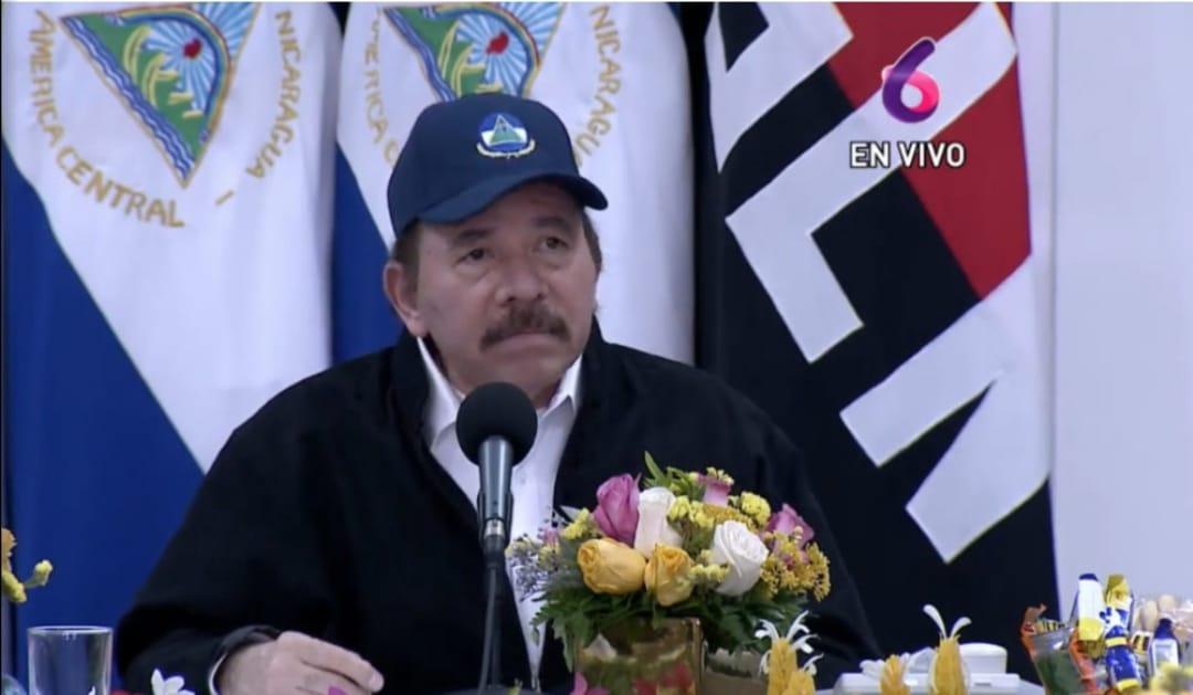 El Comandante Daniel Ortega llama a la lucha por la paz frente al falso dilema de las potencias imperialistas sobre salud y economía