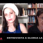 Entrevista a Gloria La Riva, del Partido Socialismo y Liberación de EE.UU.