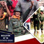 Boletín de economía política y revolución del  PSUV, Nº 16 – Agosto 2020