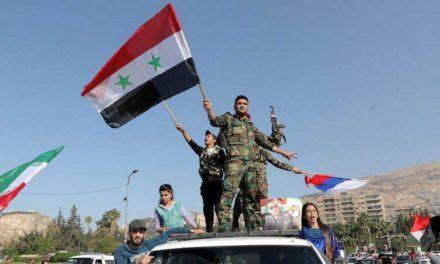 La naturaleza anti-imperialista de la victoria del Estado Sirio